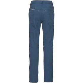 VAUDE Tekoa Pantalon Femme, fjord blue